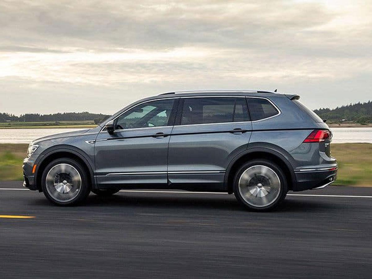 VW 30,000-Mile Service