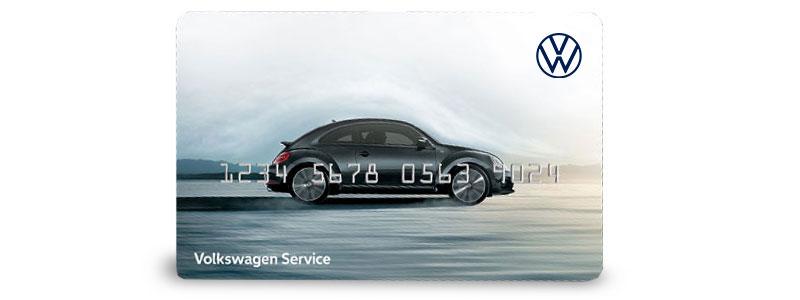 VW Prepaid Card