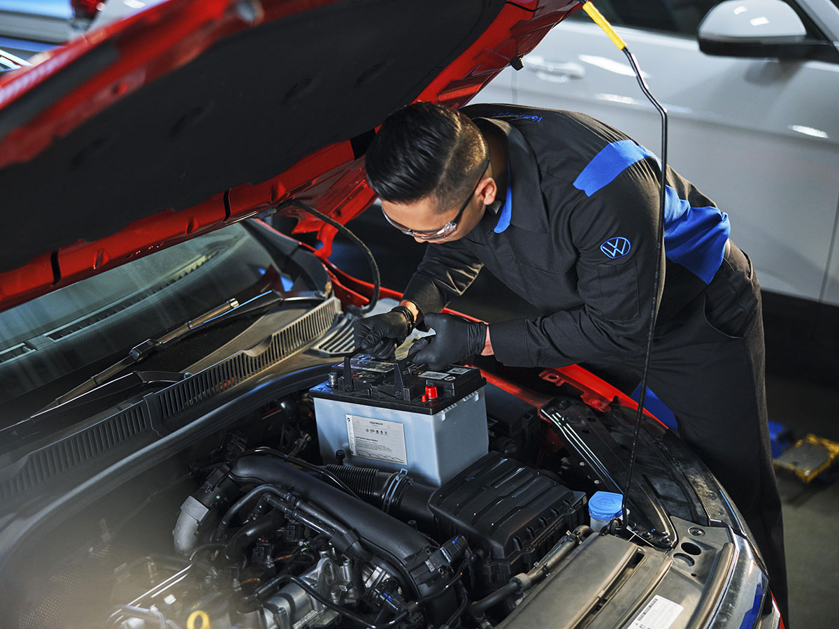 Service Battery Charging System >> Charging System Inspection Testing Lafontaine Vw