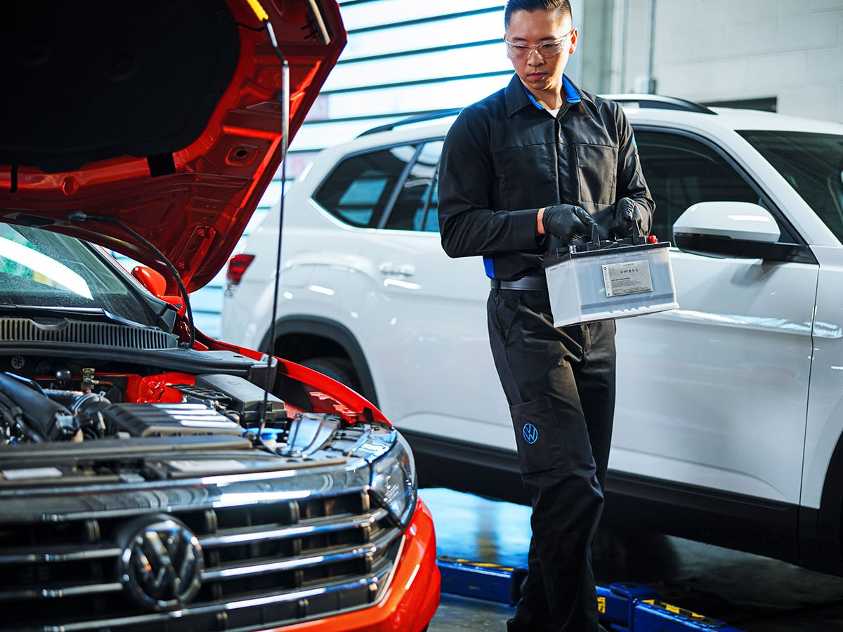 Volkswagen Battery Replacement Service