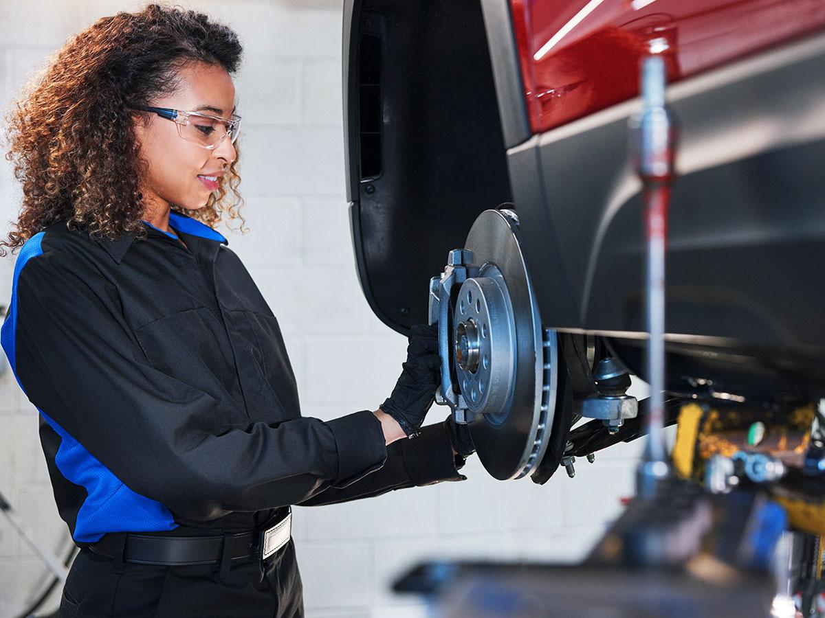 Volkswagen Brakes