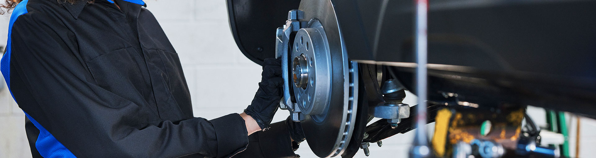 Luther Westside Volkswagen Brake Services
