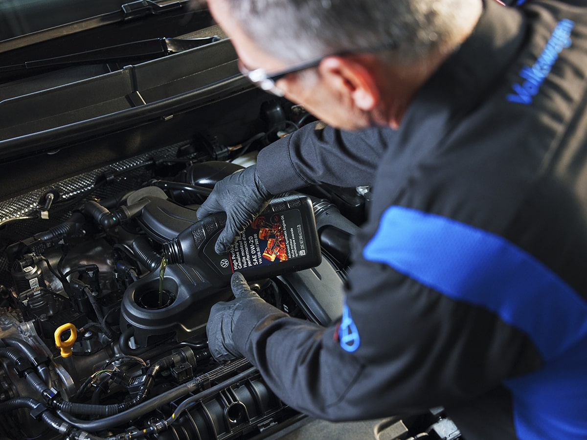 Types of Volkswagen Oil Changes
