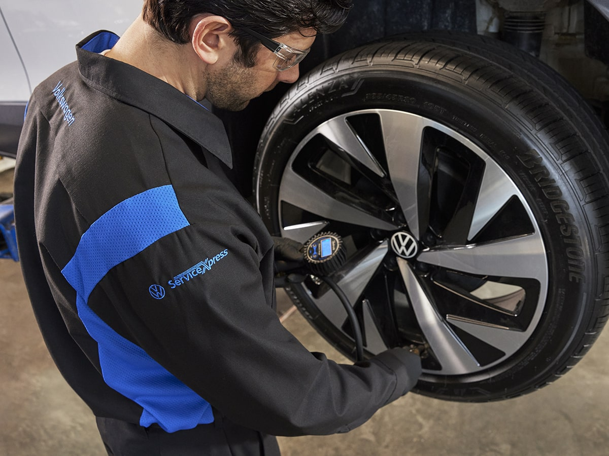 Volkswagen Tire Department