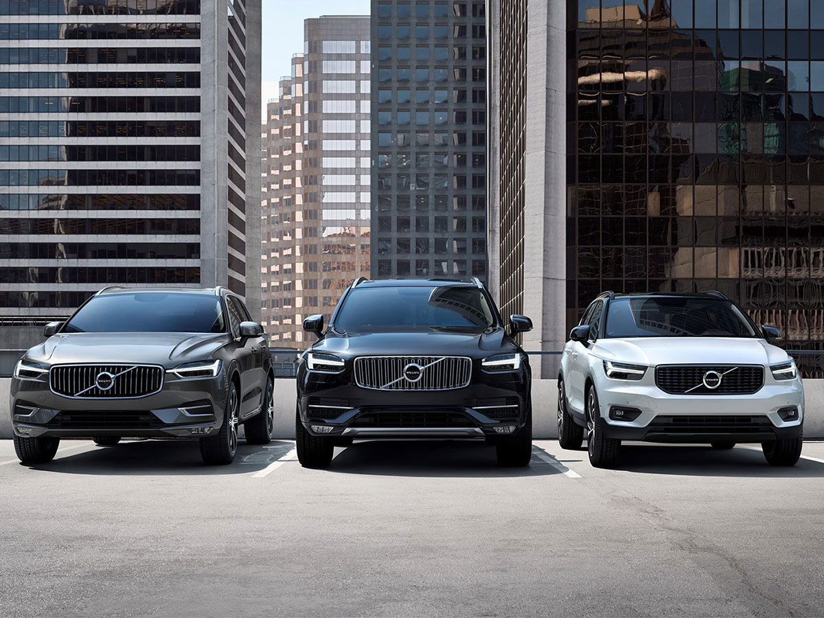 MAG Volvo Cars About Us