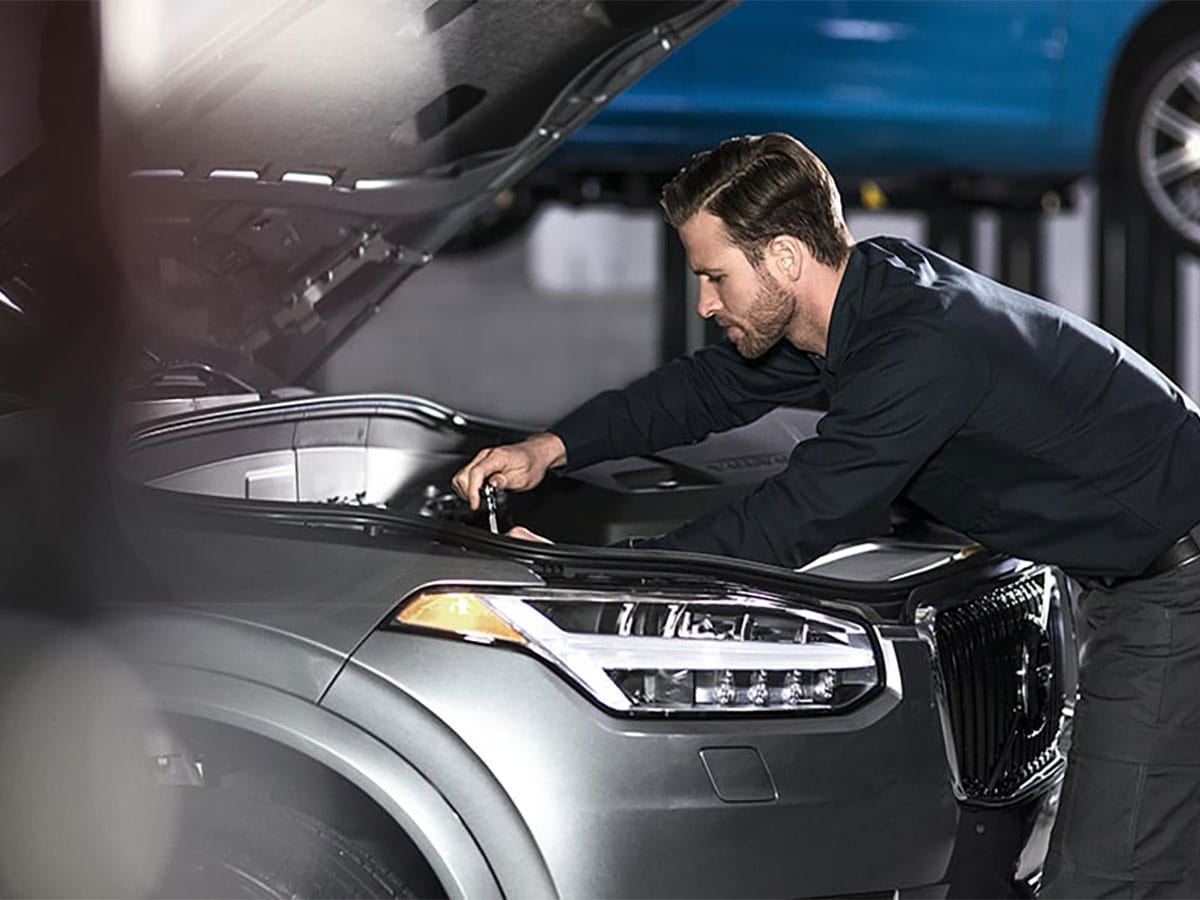 Volvo Maintenance & Repairs