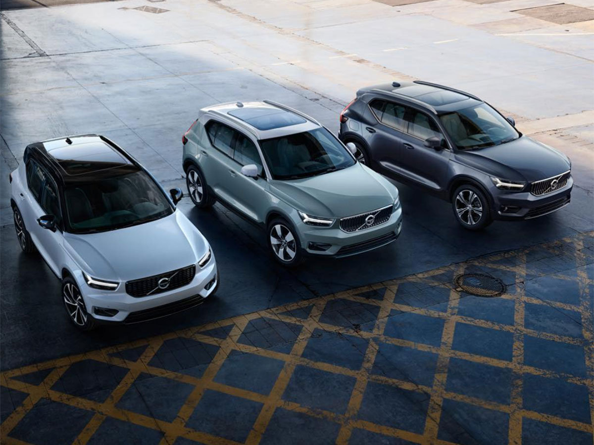 Oil Change Services   Bergeron Volvo Cars